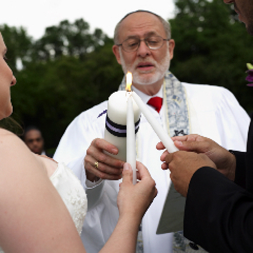Rabbi Roger Weddings Page