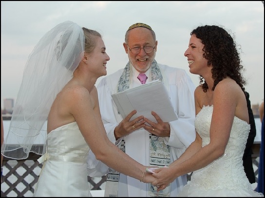 Same-sex Weddings by Rabbi Roger Ross